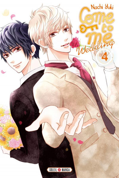 Couverture Come to me wedding tome 4