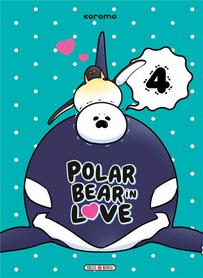 Couverture A polar bear in love tome 4