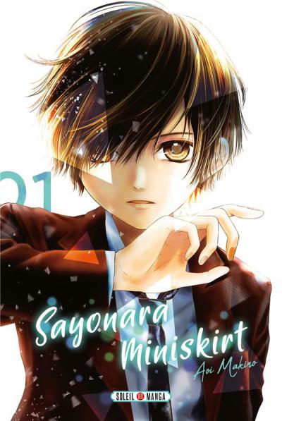 Couverture Sayonara mini skirt tome 1