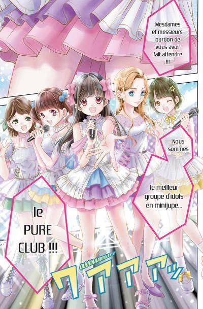 Page 3 Sayonara mini skirt tome 1