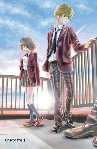 Page 5 Sayonara mini skirt tome 1