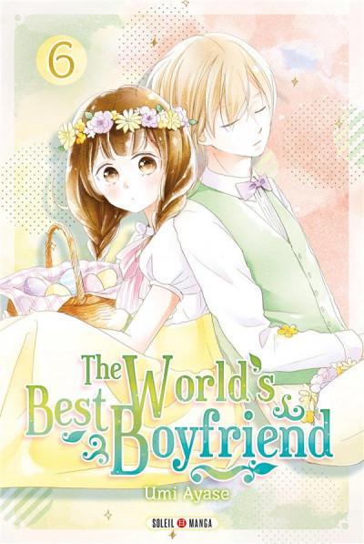 Couverture The world's best boyfriend tome 6