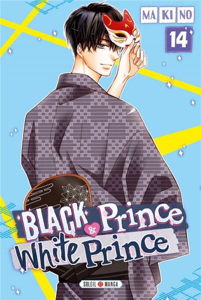 Couverture Black prince & white prince tome 14