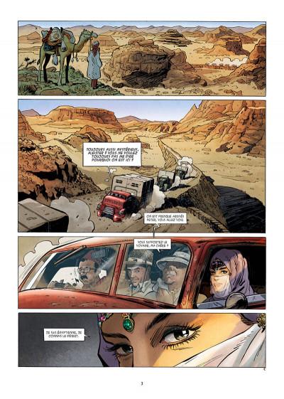 Page 3 V-Girls, l'oeil du diable tome 2