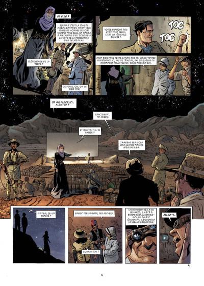 Page 6 V-Girls, l'oeil du diable tome 2