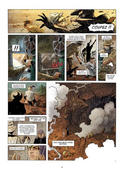 Page 9 V-Girls, l'oeil du diable tome 2