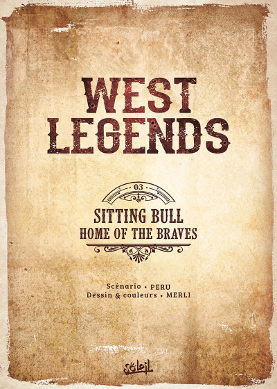 Page 4 West legends tome 3