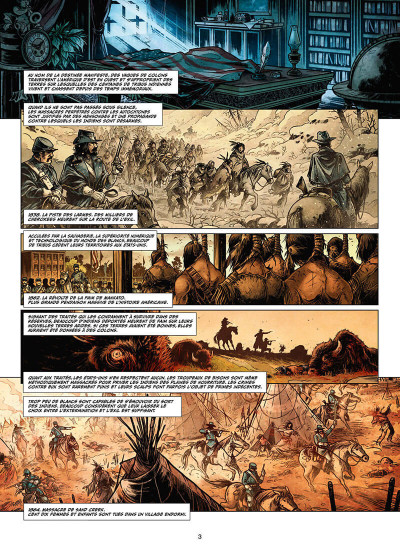 Page 6 West legends tome 3