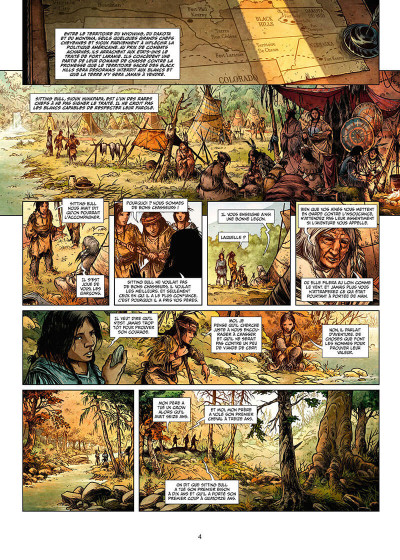 Page 7 West legends tome 3