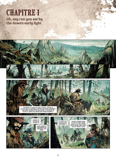 Page 8 West legends tome 3