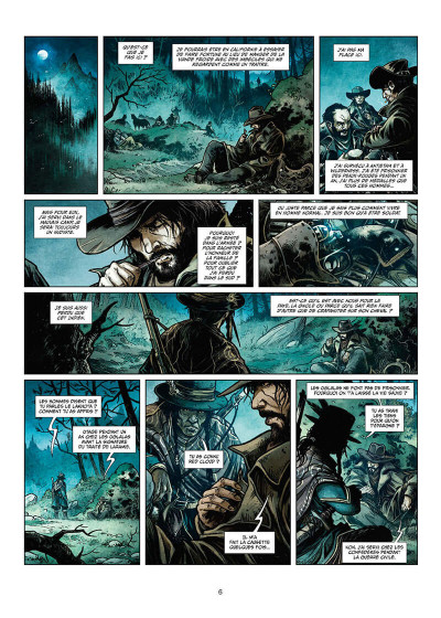 Page 9 West legends tome 3