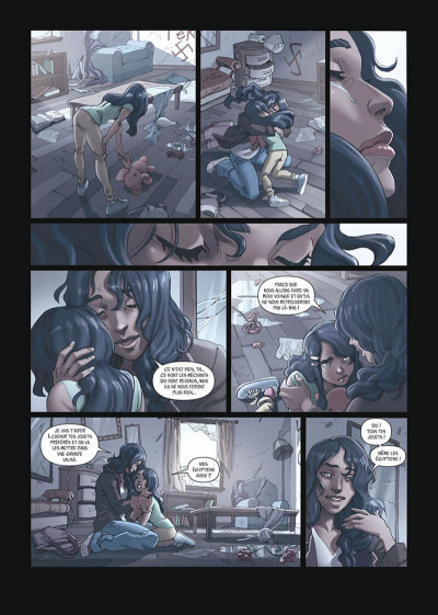 Page 5 Cross fire tome 8