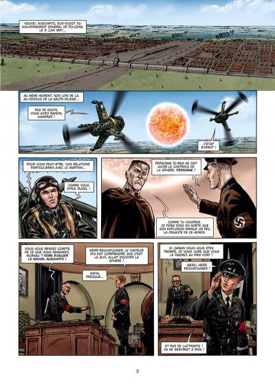 Page 3 Wunderwaffen tome 17
