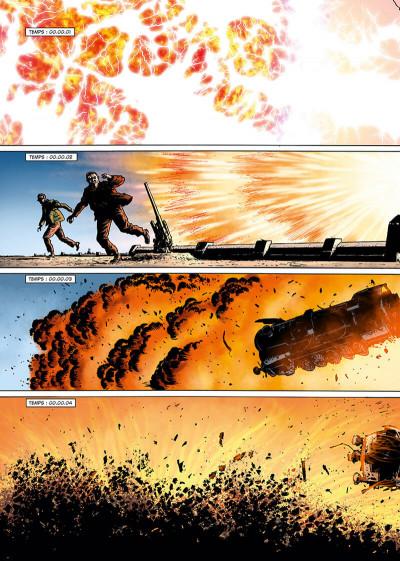 Page 8 Wunderwaffen tome 17