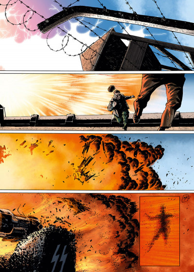 Page 9 Wunderwaffen tome 17