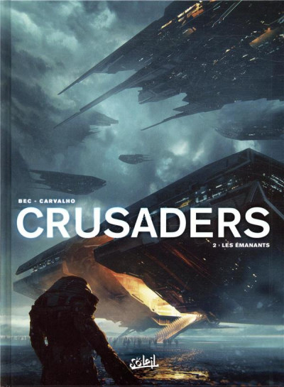 Couverture Crusaders tome 2