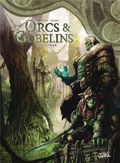 Couverture Orcs & gobelins tome 10