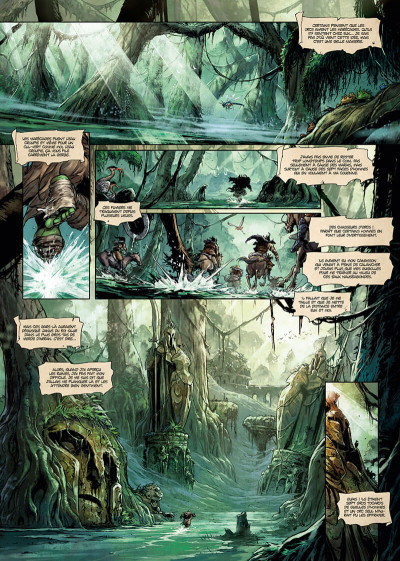 Page 3 Orcs & gobelins tome 10