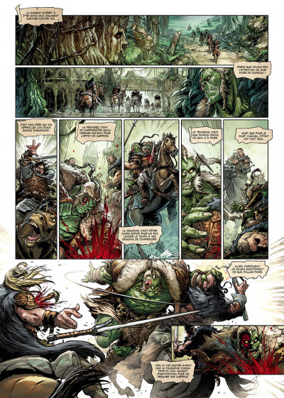 Page 4 Orcs & gobelins tome 10