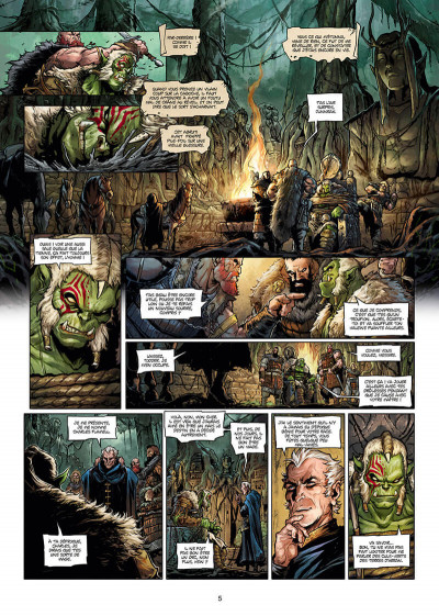 Page 5 Orcs & gobelins tome 10