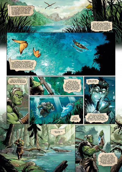 Page 7 Orcs & gobelins tome 10