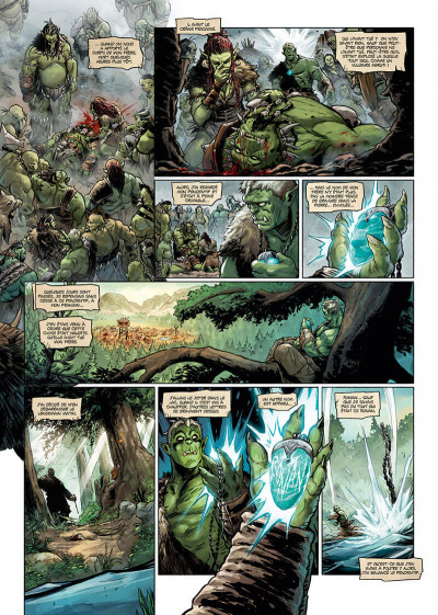 Page 9 Orcs & gobelins tome 10
