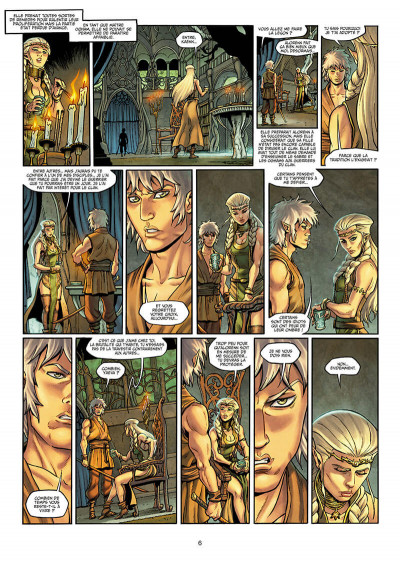 Page 6 Elfes tome 27
