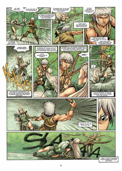 Page 8 Elfes tome 27