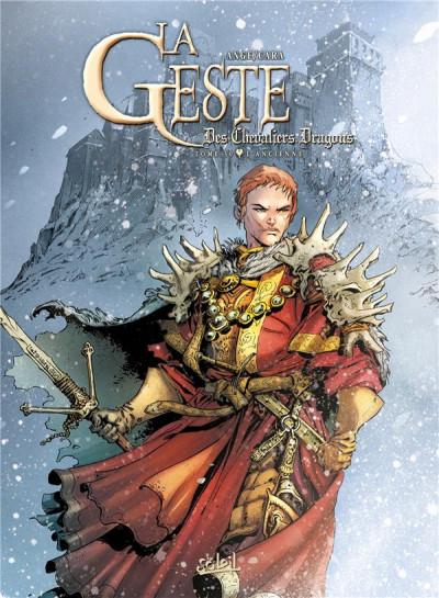 Couverture La geste des chevaliers dragons tome 30