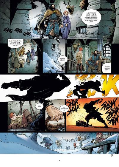 Page 4 La geste des chevaliers dragons tome 30