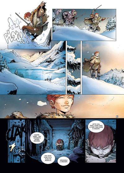 Page 5 La geste des chevaliers dragons tome 30