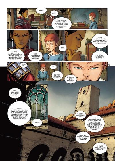 Page 9 La geste des chevaliers dragons tome 30