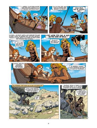 Page 4 L'odyssée de Pénélope tome 2