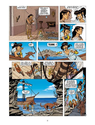 Page 5 L'odyssée de Pénélope tome 2