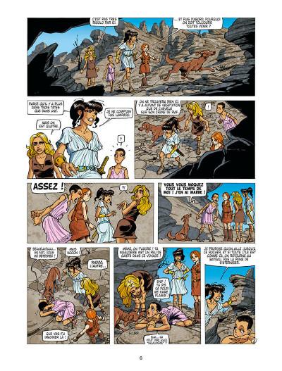 Page 6 L'odyssée de Pénélope tome 2