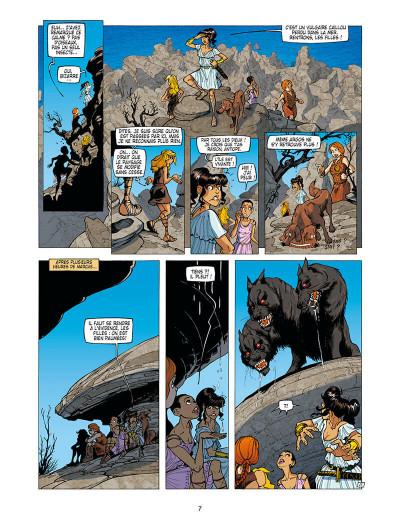 Page 7 L'odyssée de Pénélope tome 2