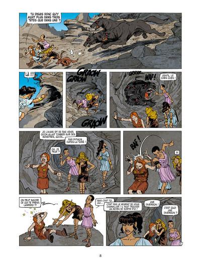 Page 8 L'odyssée de Pénélope tome 2