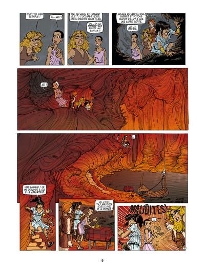 Page 9 L'odyssée de Pénélope tome 2