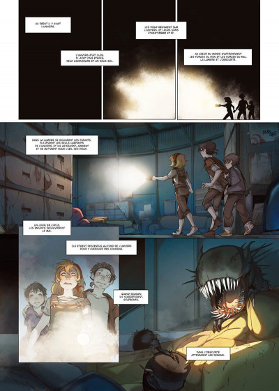 Page 3 Enemy tome 1