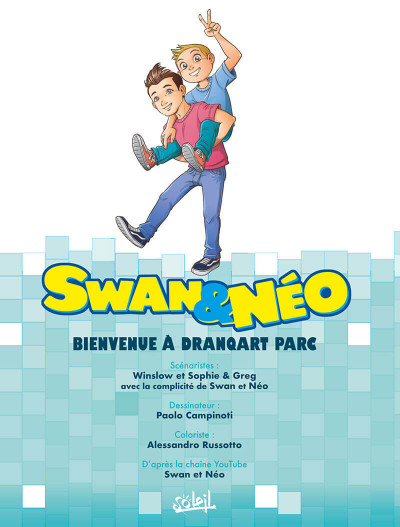 Page 1 Swan et Néo tome 1