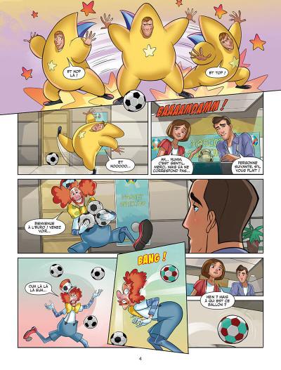 Page 4 Euro 2020 - La BD officielle
