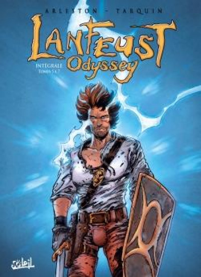 Couverture Lanfeust Odyssey - intégrale tome 2