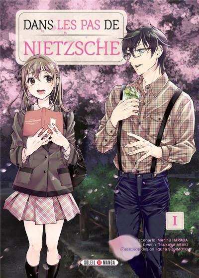 Couverture Dans les pas de Nietzsche tome 1
