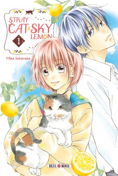 Couverture Stray cat and sky lemon tome 1