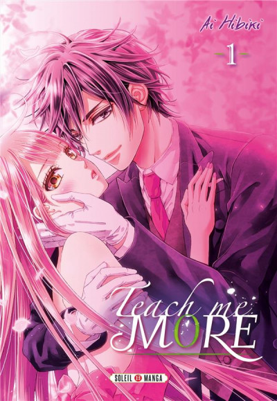 Couverture Teach me more tome 1