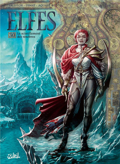 Couverture Elfes tome 30