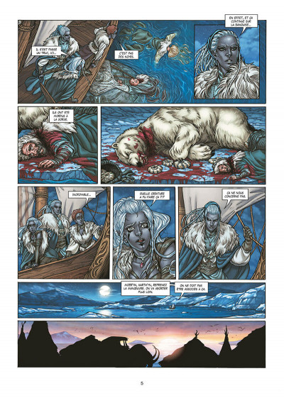 Page 5 Elfes tome 30