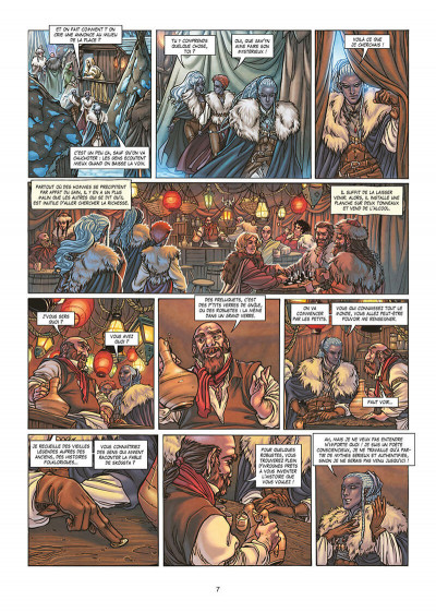 Page 7 Elfes tome 30
