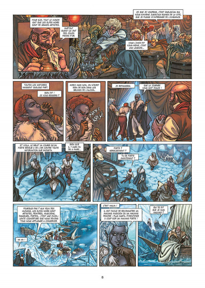 Page 8 Elfes tome 30