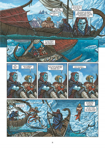 Page 9 Elfes tome 30